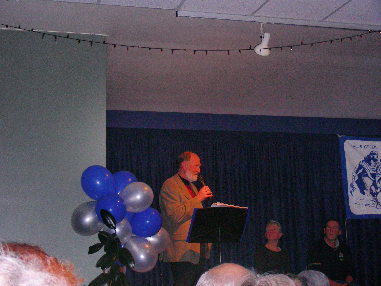 Allan Marsland-Life Member
