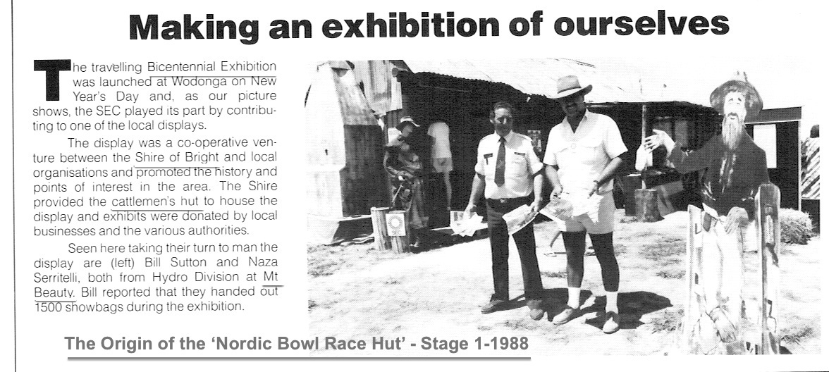 Race Hut-SEC News Feb 1988